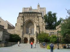 Yale University Library  Not the easiest place from which to kidnap someone. http://www.amazon.com/Conspiracy-Population-Elimination-Lucian-ebook/dp/B00RB0JI0A/ref=asap_bc?ie=UTF8
