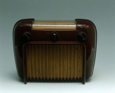 Telecommunications 20th century Bakelite radio 1950's