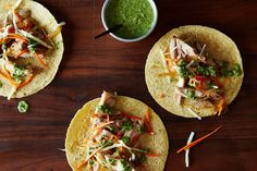 Ditch the long lines for tacos.