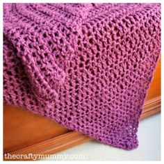 Easy Crochet Shawl  #crochet #shawl