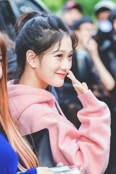 #fromis_9 #seoyeon #kpop South Korean Girls, Korean Girl Groups, Lee Seo Yeon, Pre Debut, Fandom, Pop Group, Art Girl, Kpop Girls, Cool Girl