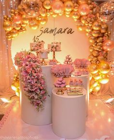 Quinceanera Party Planning – 5 Secrets For Having The Best Mexican Birthday Party Quince Decorations, Quinceanera Decorations, Quinceanera Party, Balloon Decorations, Birthday Party Decorations, Baby Shower Decorations, Party Themes, Birthday Parties, Wedding Decorations