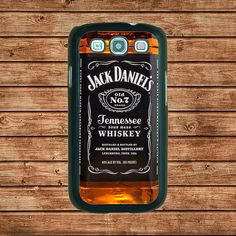 Jack Daniels, Cool, old no 7, Tennessee--Samsung Galaxy S3 case ,in plastic hard case,black or white or clear color by tomes8899, $14.99
