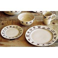 West Creation Branded 16 Piece Dinnerware Set