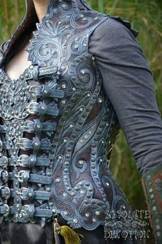 Beautiful leather armor.
