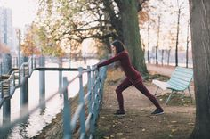 #boostbirhakeim - Sophie - Ile aux Cygnes - Part II #therunnerialist - Vincent Le Du & Sofian Kefti©