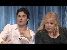 The Vampire Diaries - Ian Somerhalder's Audition and advice. Worth watching. It's surprisingly inspirational.