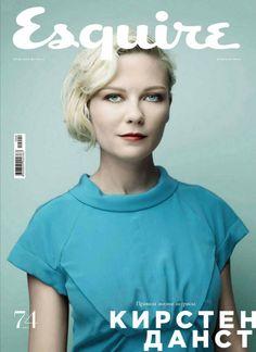 Esquire Russia February 2012. Gah, we love Russians.