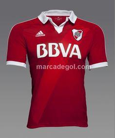 River Plate 2012 Away  Adidas  Football Kits a1ef3f15f014c