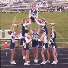 cheer workouts Best Easy cheerleading stunts Best Easy cheerleading stunts Best Easy cheerleading stunts Be Easy Cheerleading Stunts, Cool Cheer Stunts, Cheerleading Pyramids, Cheerleading Cheers, College Cheerleading, Cheer Coaches, College Football, Cheer Routines, Cheer Workouts