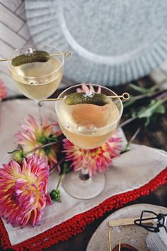 Provincial Martini by Kristin of Design X Design created exclusively for Discover, a blog by World Market #DiscoverWorldMarket