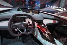 Acura's Precison Concept is weirdly beautiful up close | The Verge