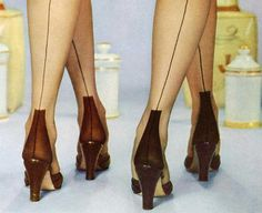 1940's shoes - a vintage shopping guide