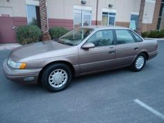 Used Ford Taurus LX for sale in Las Vegas, Nevada for only $1895