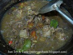 Resep Tongseng Ayam Recipies, Menu, Cooking Recipes, Women's Fashion, Chicken, Cake, Food, Recipes, Menu Board Design