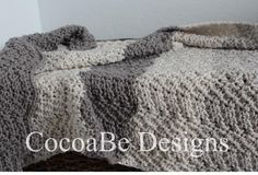 Stormie Blanket   Craftsy