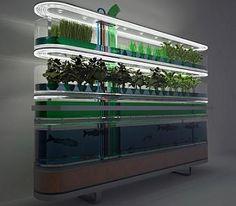 Philips Biosphere Un Jardin Interior