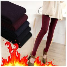 909454b00e9 Fashion Women s Tights Velvet Beauty Cute Sexy Stocking Color Panty hose  Women s Knee High Leg Warmer