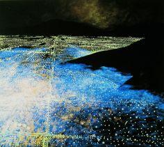 "Van Nuys, 1999, inkjet on canvas, edition of 20, 42 X 46"""