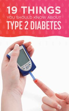 19 Things People Living With Type 2 Diabetes Want You To Know