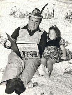 Lou and daughter, Chris