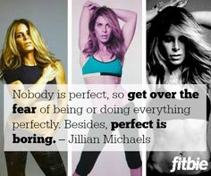 The Best Fitness Motivation Quotes - : jillianmichaels/Instagram http://www.fitbie.com/slideshow/fitness-motivation