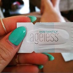 1 Vials Sachets Jeunesse Instantly AgelessTM Powerful Anti-wrinkle Microcream Works Quickly Effectively Diminish Visible Signs Aging Eye Serum, Facial Masks, Anti Wrinkle, Beauty Hacks, Beauty Tips, It Works, Skin Care, Let It Be, Eyes