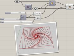 Hi Guys, I wanted to have sth like the attached picture , it is Fibonacci inscribed in rectangle Thank you, images. Grasshopper Images, Grasshopper Rhino, Rhino Tutorial, 3d Tutorial, Parametric Architecture, Parametric Design, Rhino Software, Maths In Nature, Rhino 3d