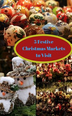 Check out this round up of the BEST Christmas market ideas to make your Christmas magical! From the charming snow topped stalls of Berlin and Munich in Germany, to Winter Wonderland in London and the charming Bath Christmas market, also in England, plan your best Christmas holiday yet with these festive, seasonal markets, great to visit with family and friends - use this guide to choose the right market for you!