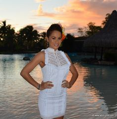 Kohotu Ariita, 2nd runner-up Miss Tahiti 2014, named as Miss Tahiti International 2014 (not confirmed and not present)