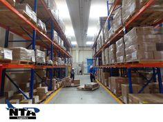 Contamos con un moderno sistema de gestión de almacenes. TRANSPORTE LOGÍSTICO DE MEDICAMENTOS. Éste nos permite garantizar la integridad de los productos y tener un óptimo manejo de inventarios, monitoreando números de serie, lotes y fechas de caducidad. Con NTA Logistics, tus productos farmacéuticos están en buenas manos. #suministrodesolucioneslogisiticas www.ntalogistics.net