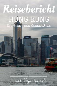 www.taklyontour.de Ein ausführlicher #Reisebericht von Hong Kong. Praktisches Ziel für einen #Stopover. Eine tolle #Sightseeingtour durch die #Stadt der Gegensätze. Aber schau selbst: