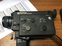 camera supet 8 m/m Sankyo | Spothers