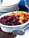 Christmas 2014 - Served 7 Red Cabbage & Honey-Roasted Carrots | M&S