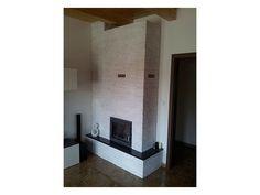 Betonový obklad LUMINTA Ronda bílá   obklady do interiéru, za televizi, obklady na chodbu