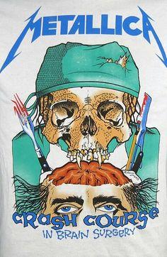 Metallica - Crash Course In Brain Surgery