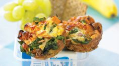 Vegetable frittata cups recipe - 9kitchen