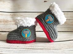 878af74891f1f 115 Best Knitted & Crochet Baby Booties images in 2019