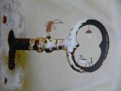 Chez Chouke about Lotte van Dijk's art