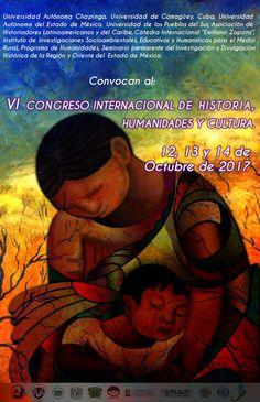 VI Congreso Internacional de Historia, Humanidades y Cultura