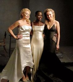 Sneak Peek: The 2014 Hollywood Issue Cover | Vanity Fair: Margot Robbie, Lupita Nyong'o, and Brie Larson