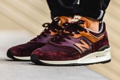 New Balance 997 DSLR Made in USA