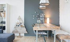 Skandinavisches Design im Esszimmer - 15 reizende Ideen