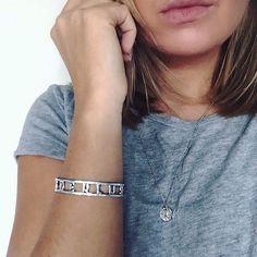 Favourite • WANDERLUST • 925 silver bracelet [ 59€ ] shop now  yakamozz.com #ykmzz #silver #jewelry #jewellery #bracelet #love #girl #style #fashion #cute #wanderlust #accessoires #boho #blogger #outfit #inspo #inspiration #potd #ootd #fotd #whatiwore #whatiworetoday #wiwt #tiffany #tumblr #weheartit #pinterest