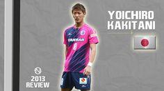 YOICHIRO KAKITANI 柿谷 曜一朗   Goals, Skills, Assists   Cerezo Osaka   2013 ...