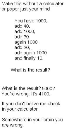 wow i feel dumb, I tried this twice in my head and came up with the wrong answer both times.
