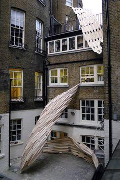 Student Installation: Architectural Association of Architecture (London) - Lawrence Lek + Onur Ozkaya + Jesse Randzio