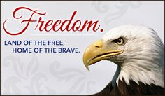 Free Freedom eCard - eMail Free Personalized Patriotic Cards Online