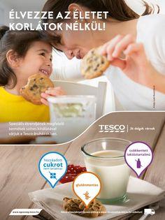 Speciális étrend #gluténmentes #laktózmentes #diabetikus #bio #táplálkozás #étrend #speciális #Tesco #tescomagyarorszag