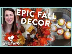 How to Decorate Your Porch for Fall! - YouTube